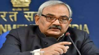 Bureaucratic Reshuffle: Rajiv Mehrishi Appointed as CAG, Sunil Arora as Election Commissioner