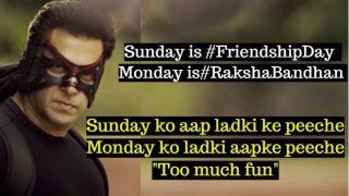 Raksha Bandhan 2017 Jokes & Memes: Funny Rakhi Images and Happy Raksha Bandhan Messages to Instantly Crack You Up