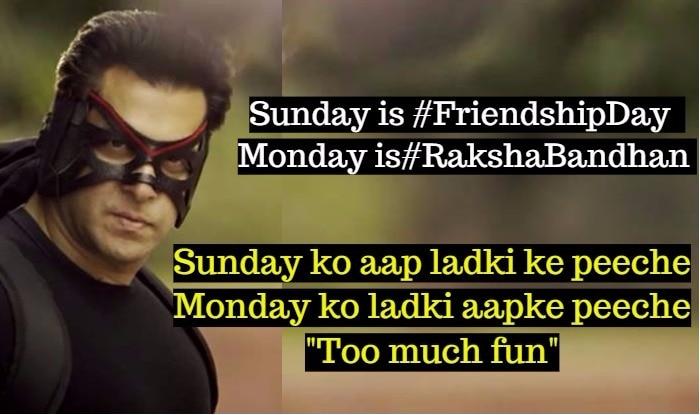 Raksha Bandhan 2017 Jokes & Memes: Funny Rakhi Images and