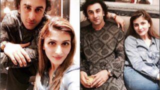 Ganpati Selfie! Check Out Kapoor Siblings Ranbir And Riddhima's Cool Picture