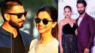 Shahid Kapoor-Mira Rajput's PDA Game Getting Stronger Than Deepika Padukone-Ranveer Singh?