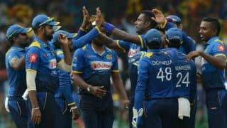 Sri Lanka Qualify For ICC Cricket World Cup 2019