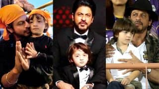 5 Times AbRam Copied Shah Rukh Khan's Style And Won Our Hearts!