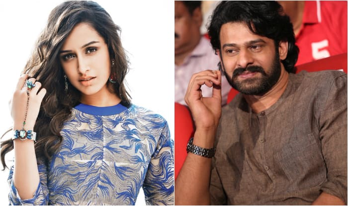 Shraddha Kapoor debuts in south opposite Prabhas