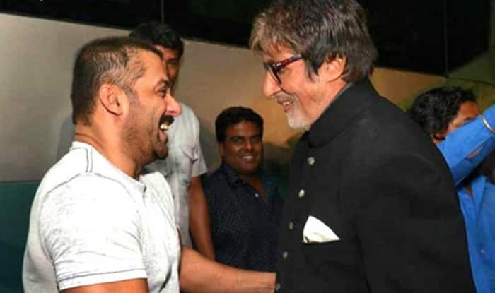 Salman and Amitabh Bachchan join forces for Race 3!