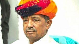 BJP MP From Ajmer Sanwar Lal Jat Dies at 62; PM Modi Condoles