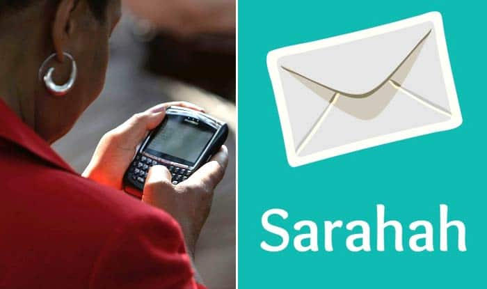 Sarahah: All you want to know about internet's new love