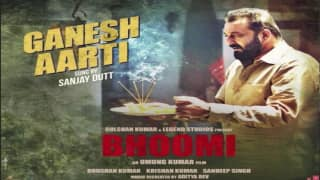 Ganesh Chaturthi 2017 Song Of The Day: Sanjay Dutt's Version Of The Ganesh Aarti From Bhoomi Is Unmissable This Festive Season
