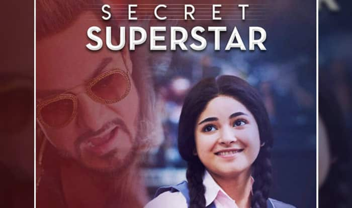 Aamir Khan and the launch of the moving Secret Superstar Trailer