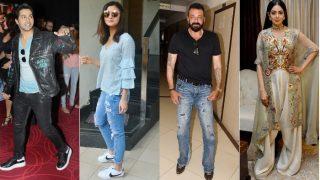 Manish Malhotra Confirms And Leaks Interesting Details About Shiddat Starring Varun Dhawan, Alia Bhatt, Sridevi And Sanjay Dutt