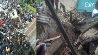 Building Collapses in Shimla, 1 Dead, 6 Injured; Rescue Operations Underway