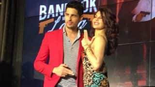 Sidharth Malhotra Confirms CBFC Has NOT Chopped Steamy Kissing Scenes In A Gentleman