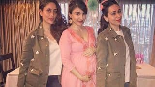 This Inside Video Of Soha Ali Khan's Baby Shower With Kareena Kapoor Khan And Karisma Kapoor Cannot Be Missed