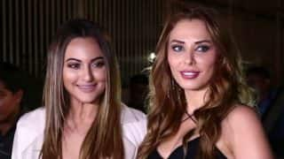 Sonakshi Sinha And Iulia Vantur's Growing Friendship Makes Everyone Wonder What's Brewing