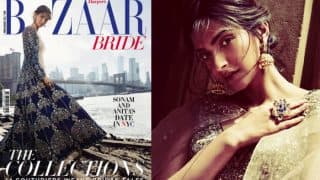 Sonam Kapoor Takes Over New York City In The Most Graceful Way!