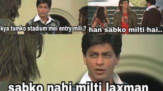 Shah Rukh Khan's This Main Hoon Na Scene Is Now A Hilarious Meme (See Pics)