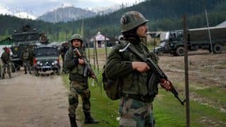 Army Foils Infiltration Bid in Kashmir's Tangdhar, Launches Search Operation Across LoC
