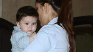 Another Picture Of Chote Nawab Taimur Ali Khan Goes Viral! See It Here