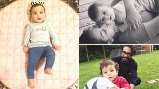 Misha Kapoor's First Birthday: These 11 Pictures Of Shahid Kapoor's Baby Girl Are The Best Ones To Celebrate Her Special Day