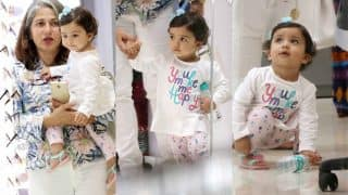 Misha Kapoor Looks Like A Little Fairy In White And We Cannot Stop Gushing! (View Pics)