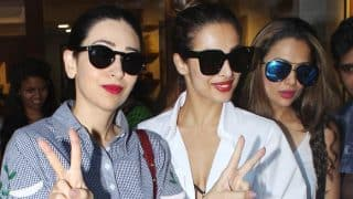 BFFs Malaika Arora, Karisma Kapoor, Amrita Arora Spotted Chilling Together, But Where's Kareena Kapoor Khan?