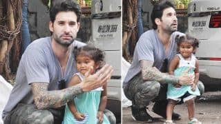 Sunny Leone's Husband Daniel Weber Is A Doting Dad to Nisha Kaur Weber, These Pics Are Proof
