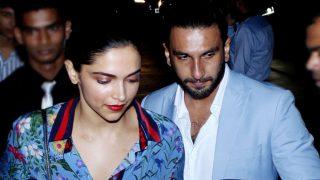 What Breakup? Ranveer Singh And Deepika Padukone Go On A Dinner Date- View HQ Pics