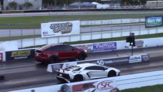 Tesla Model X Beats Lamborghini in Drag Race to Set New Record: Watch Video