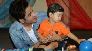 Tusshar Kapoor Reveals Why He Put Laksshya In Pre-School Who Is Just A Year Old