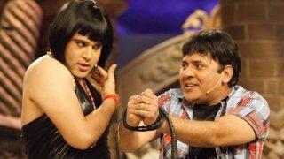 All Is Not Well Between Krushna Abhishek And Sudesh Lehri?