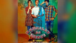 Bareilly Ki Barfi New Poster: Rajkummar Rao In A Saree Makes Our Wait Harder For This Slice Of Life Story