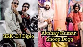 SRK-DJ Diplo in Phurrr Song from Jab Harry Met Sejal: 7 Times Bollywood Was Mesmerized By International Musicians