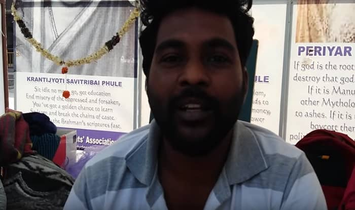 Rohith Vemula was not a Dalit