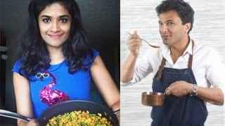 Chef Vikas Khanna Gets Impressed By The Cooking Skills Of Bomb Blast Victim Malvika Iyer Who Lost Both Her Hands In The Explosion!