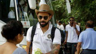 India vs Sri Lanka 2017: Virat Kohli, MS Dhoni Arrive in Style For 1st ODI, View Photos