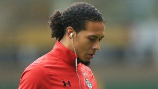 Southampton Defender Virgil van Dijk Hands in Transfer Request