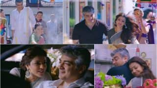 Vivegam Trailer: Apart From Kick-Ass Action Sequences, Watch Out For Ajith And Kajal Aggarwal's Enchanting Chemistry