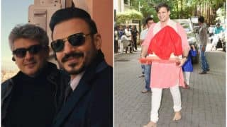 Vivegam's Release And Ganpati Bappa's Arrival At Home, It's Double Celebration For Vivek Oberoi!