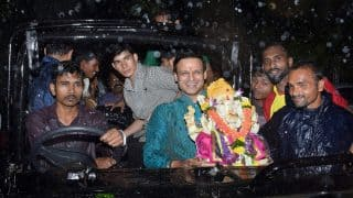 Vivek Oberoi Shares His Experience Of Ganpati Visarjan Amidst Heavy Rainfall- Exclusive