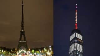 Barcelona Terror Attack: Eiffel Tower Goes Dark, World Trade Center Lights a Spire in Red And Yellow
