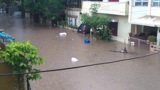 Bengaluru: Rains Lash City; Several Areas Waterlogged, Vehicles Submerged in Less Than 24 Hours