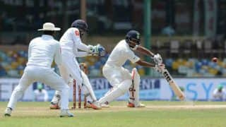 India vs Sri Lanka 1st Test: Wriddhiman Saha Says India's First Target is to Win The Opening Test