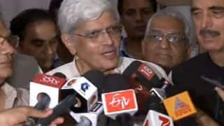 Victory For Ballot, Says Gopal Krishna Gandhi After Loss in Vice Presidential Poll, Vows to Continue Ideological Battle