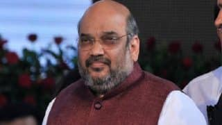 Gujarat Assembly Elections: BJP Chief Amit Shah to Kick-start Poll Campaign With 'Biggest Ever' Townhall
