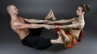 Yoga for Couples: 5 Yoga Poses You Should Do with Your Partner