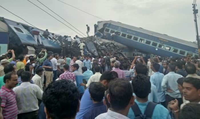 Utkal Express derails in Muzaffarnagar; 5 reported dead, several injured