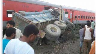 लगातार रेल हादसों के बाद रेलवे बोर्ड अध्यक्ष ने दिया इस्तीफा