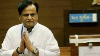 BJP Ups Ante Against Ahmed Patel Over His Alleged Links With ISIS Man, Congress Says BJP Nervous Ahead of Gujarat Elections