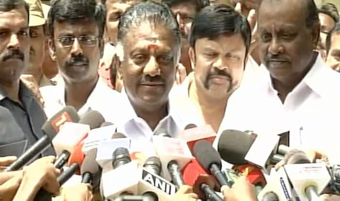O Pannerselvam says final decision in one or two days — AIADMK merger