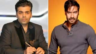 Ajay Devgn And Karan Johar To Lock Horns Once Again Post The Ae Dil Hai Mushkil And Shivaay Clash